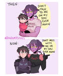 VOLTRON: NOW AND THEN