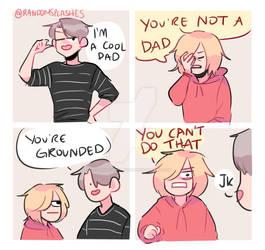 YOI: I'M A COOL DAD