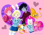 Adventure Time Heart Blossom