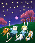 In The Night Sky by shucakes