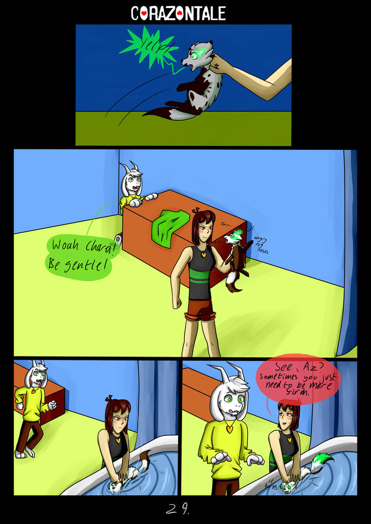 CorazonTale PROLOGUE Page29 by Arisien02
