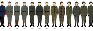 Field uniform German empire AT by PHAFFM