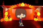 Mac as Hiro Hamada [Halloween]
