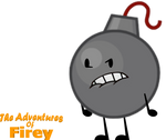 The Adventures of Firey: Bomb by adrianmacha20005