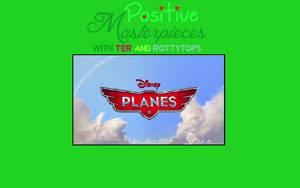 Positive Masterpieces #25 Planes