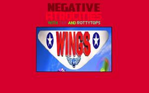 Negative Atrocities #25 Wings