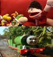 Percy Dislikes SML Harry