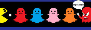 Pac Man and the Snapchat Ghosts