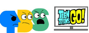 P Head, B and S Hates Teen Titans Go!