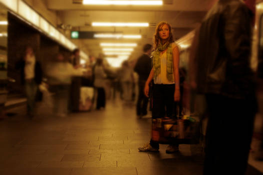 Alone in Oslo by christofferwig