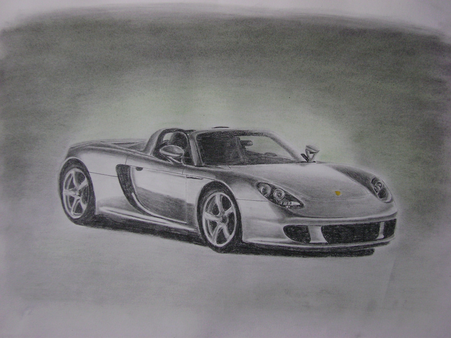 Porsche Carrera by weida34