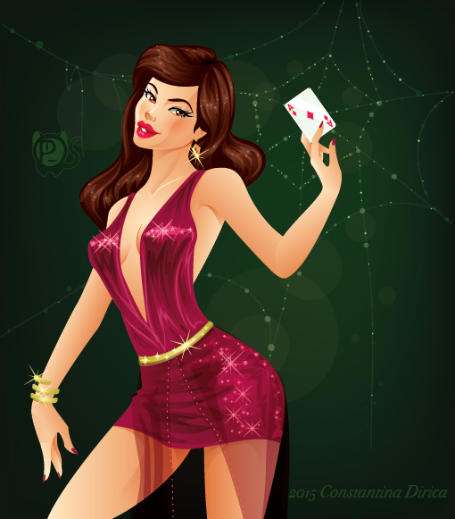 Ace of Diamonds by krmn777