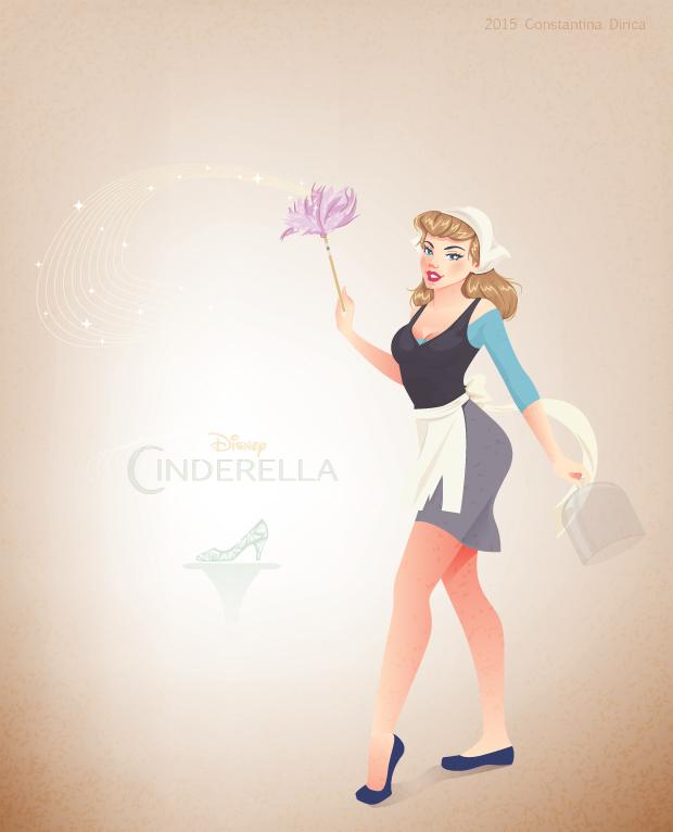 Cinderella by krmn777