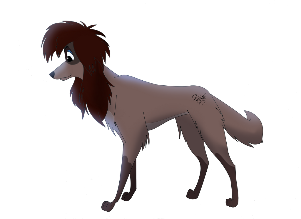 rita oliver and company character by katethealpha98 on