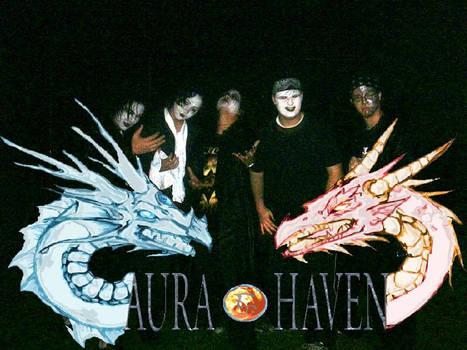Aura Haven Wallpaper