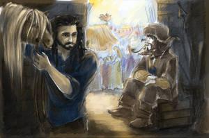 The Hobbit art 001 by AnkaD
