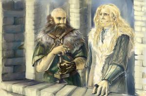 The Hobbit art 002 by AnkaD