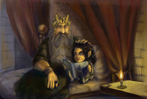 The Hobbit art 003 by AnkaD