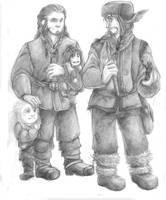 The Hobbit art 004 by AnkaD