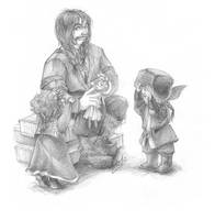 The Hobbit art 005 by AnkaD