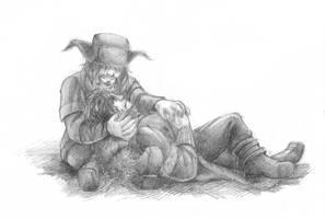 The Hobbit art 006 by AnkaD