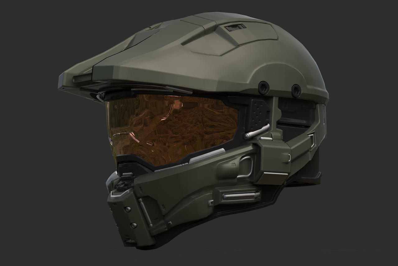 Halo 4 Master Chief by EvocProps on DeviantArt