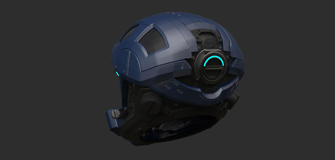 Halo 4 Recon by EvocProps on DeviantArt