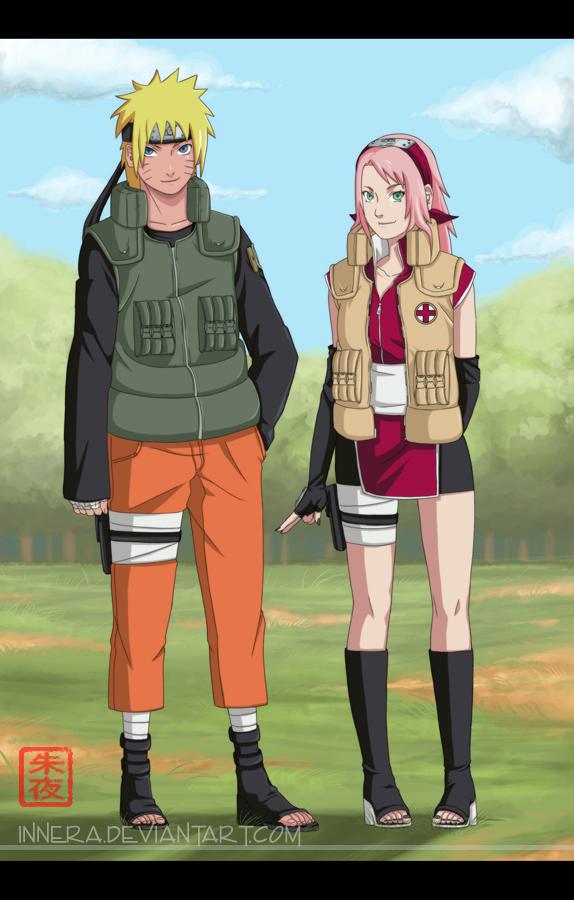 Naruto___Sakura___2TimeSkip___by_innera