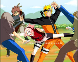 Naruto.Sakura.FIGHT