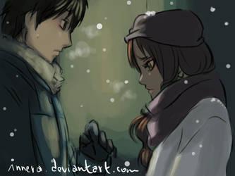 Chie - Shuuichi . SNOW .