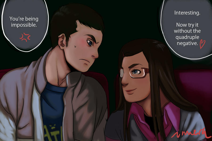 TBBT- Sheldon+Amy