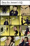 Deus Ex: Jensen's IQ