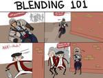 Blending in AC III