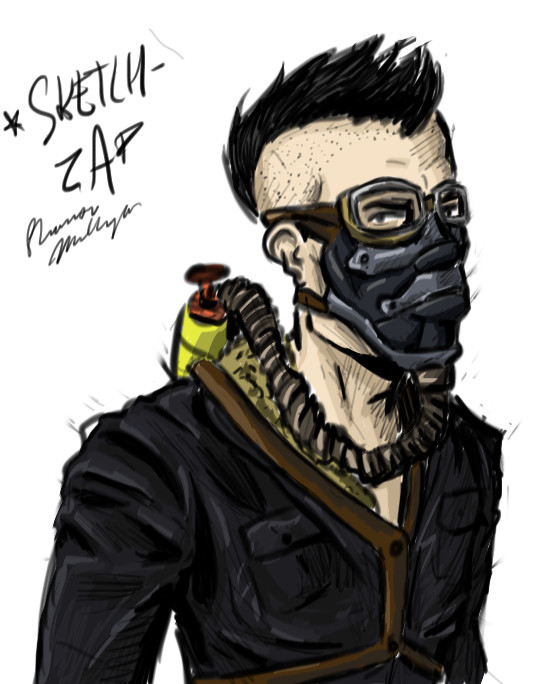 Gas masks are cool by sketch zap on deviantart gas masks are cool by sketch zap voltagebd Images