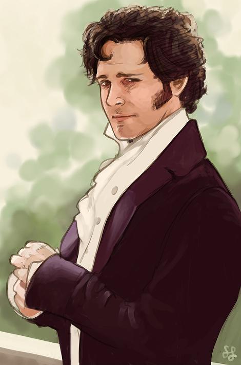 Mr. Darcy by rocketsky...