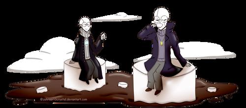 Crystober Day 13 [Marshmallow]