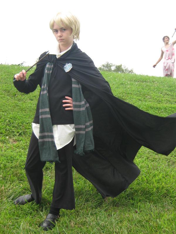 Slytherin Prince by xxYamiTwilightxx