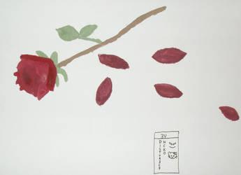 Rose by disturbedneko