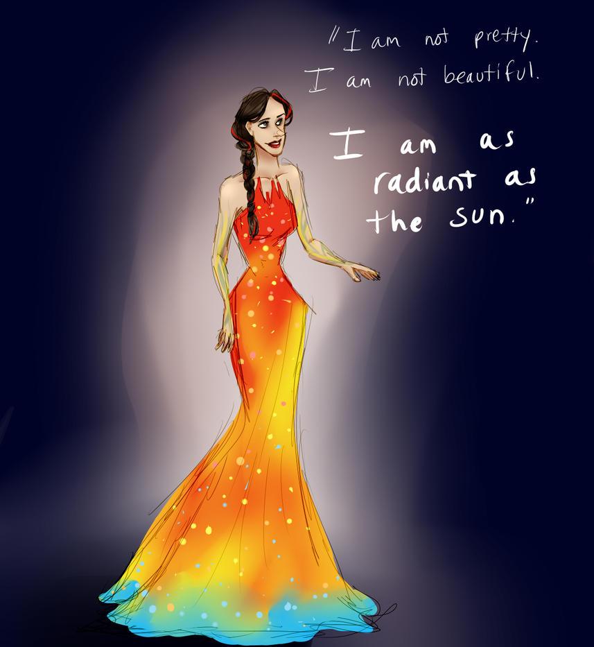 Radiant As The Sun by i-like-sporks