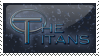 Titans Stamp by LadyPep