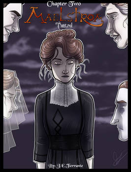 Maelstrom: Chapter Two Cover
