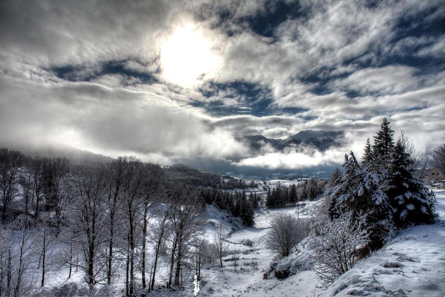 Big freeze by DormirReverPeutEtre