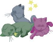 sleepy kittens by sleepies