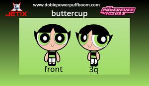 Buttercup Puppet Rigs