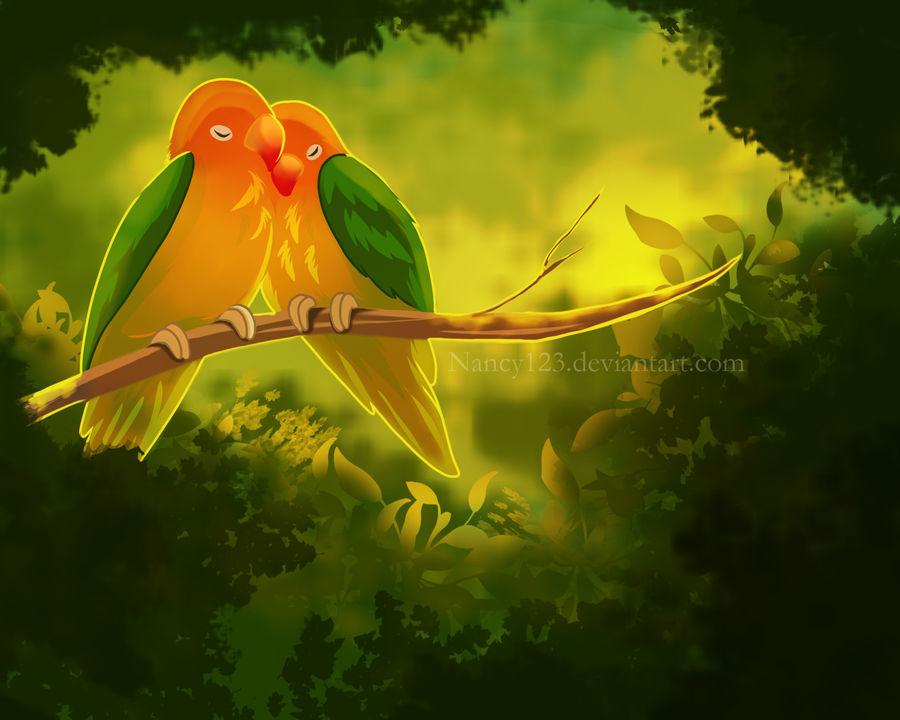 Love by Nanabuns