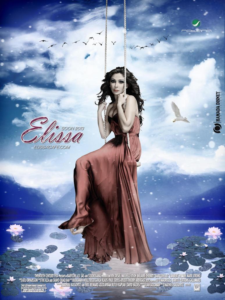 Elissa Fantasy 2013 by face2ook on DeviantArt