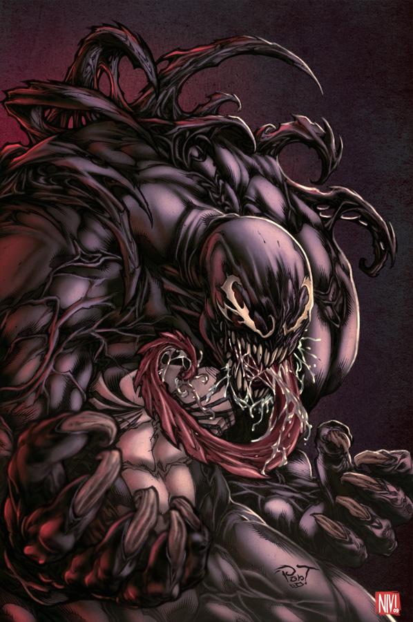 Badass Venom by NicolasViig