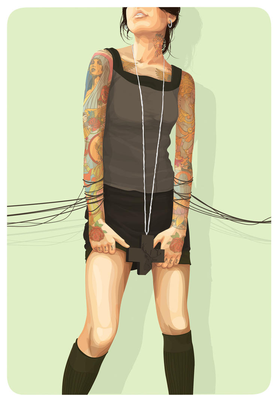 Bonnie rotten riley reid