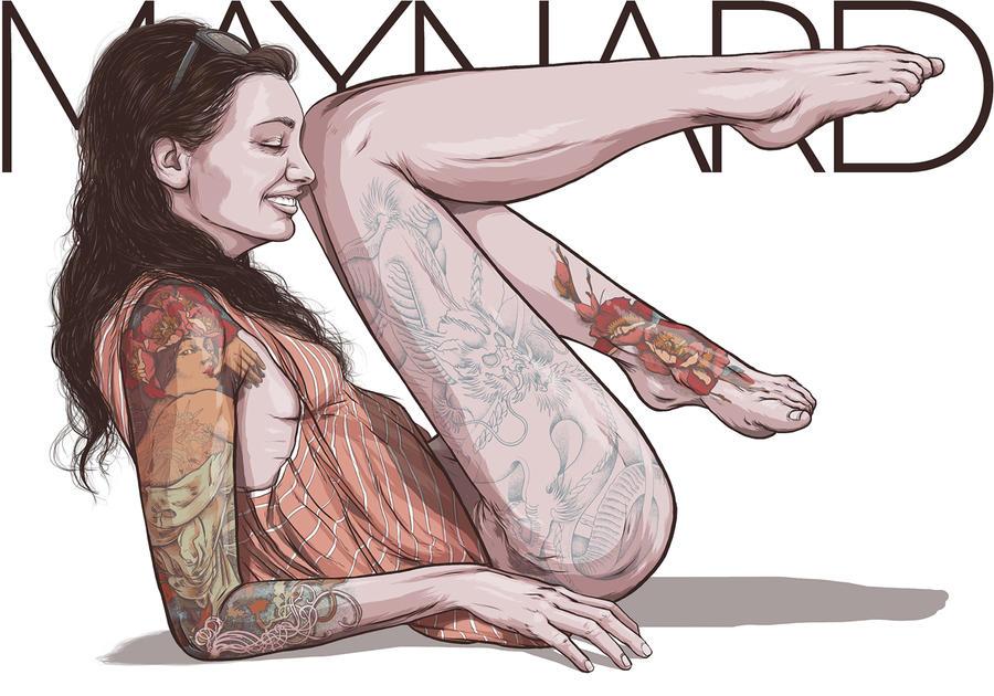 Maya vesna by graphic-staff