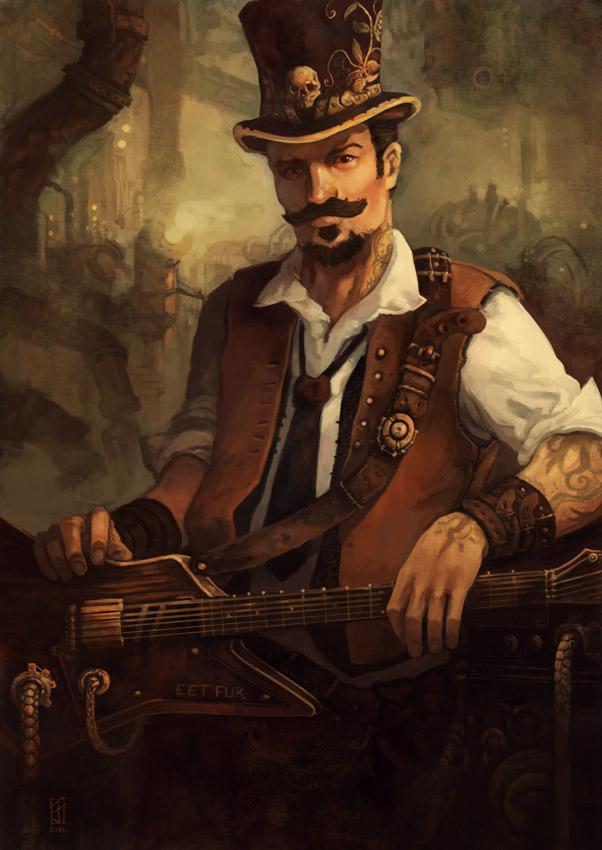 let's rock like gentlemen by fallen-eye on DeviantArt
